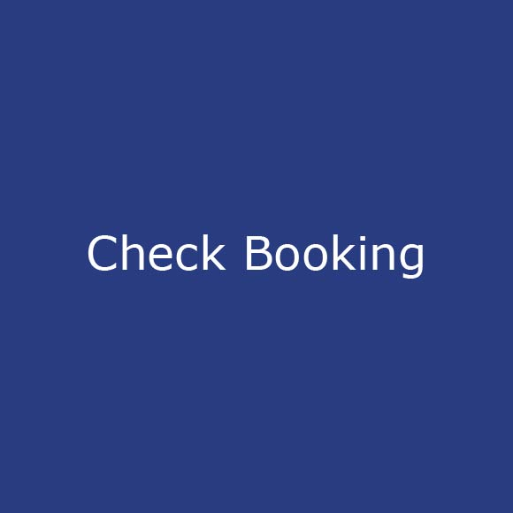check your taxi booking