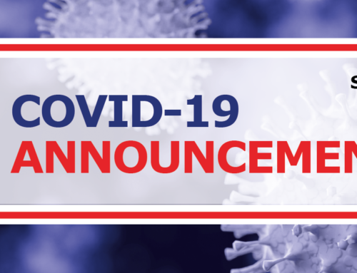 COVID-19 Announcement – Supporting you 24/7